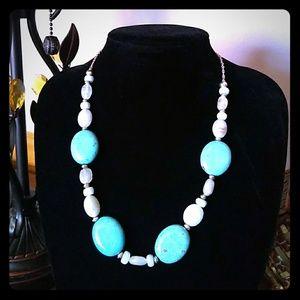 Jewelry - 🎉SALE 925 Turquoise Labradorite Quartz Multi Gem